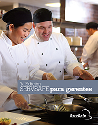 ServSafe Manager Book 7th Edition, Spanish